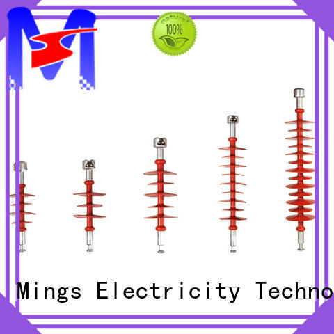 Mings high voltage station post insulator on sale for telegraph pole