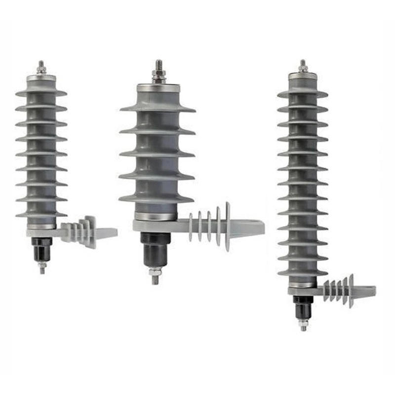 lightning arrester & composite insulator
