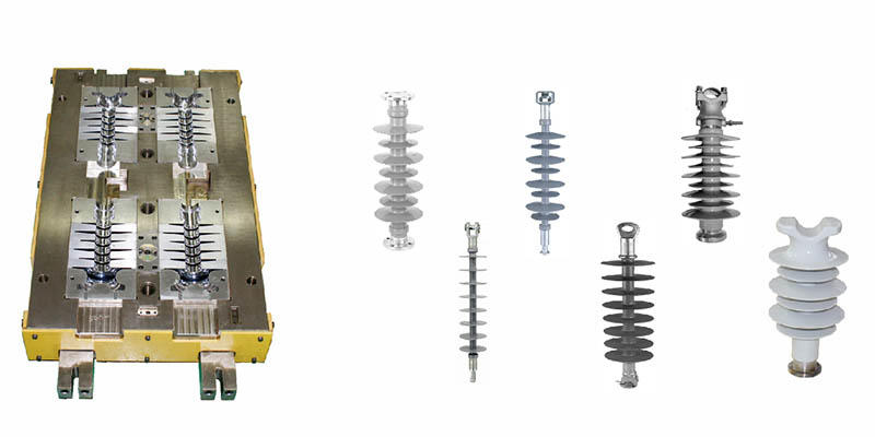 realiable lightning arrester mould insulator supplier for countryside