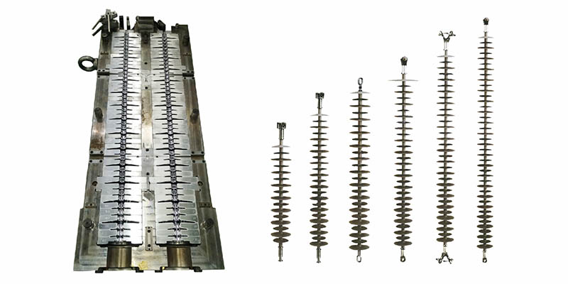 realiable lightning arrester mould insulator supplier for countryside-3