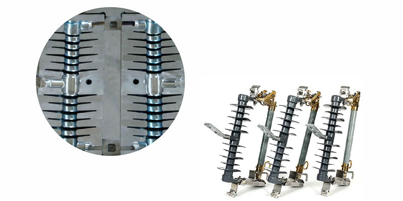 security electrical product mould post factory price for suburb-1