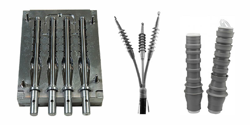 Mings realiable cable rear connectors mould factory price for outdoors-2