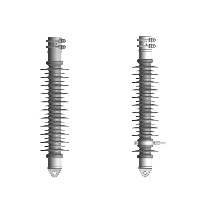 Railway polymer Post Type insulator 3-25KV