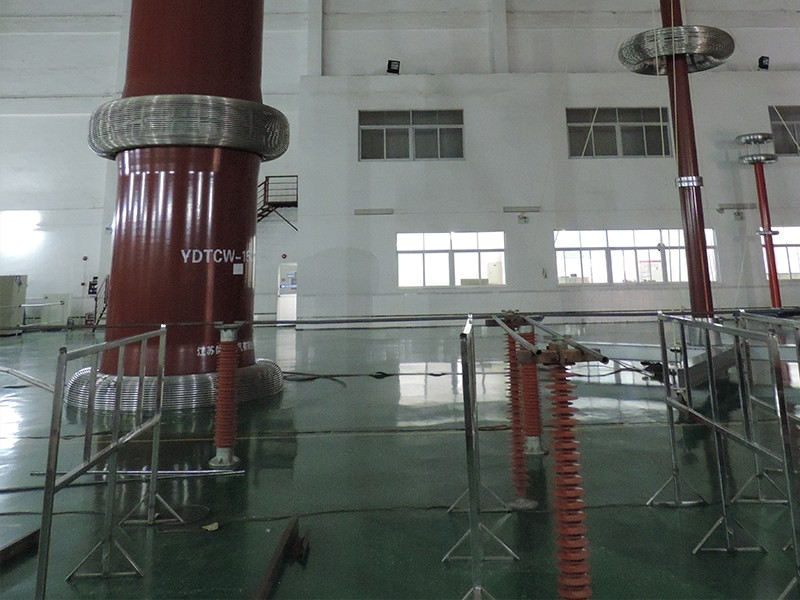 Suspension composite polymer insulator 10-500KV-8