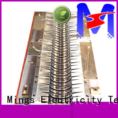 Mings cutout lightning arrester mould promotion for suburb