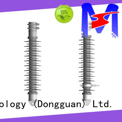 Mings polymer railway insulator supplier for telegraph pole