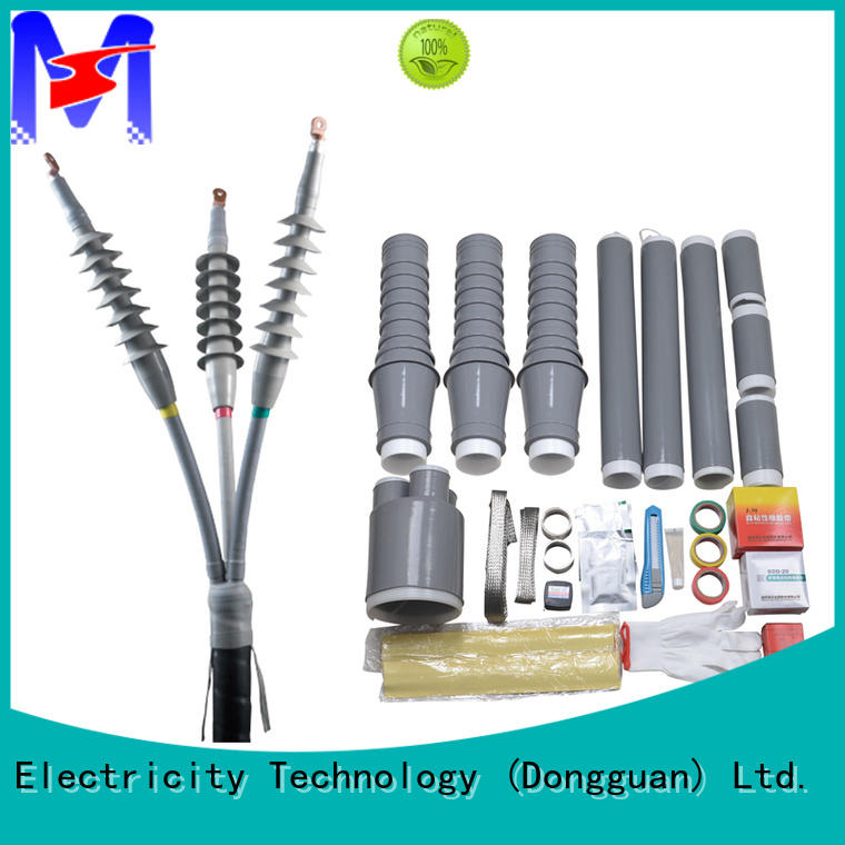 safe tee tube cable connector factory price for power transmission Mings