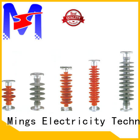 Mings high voltage post type insulator online for telegraph pole