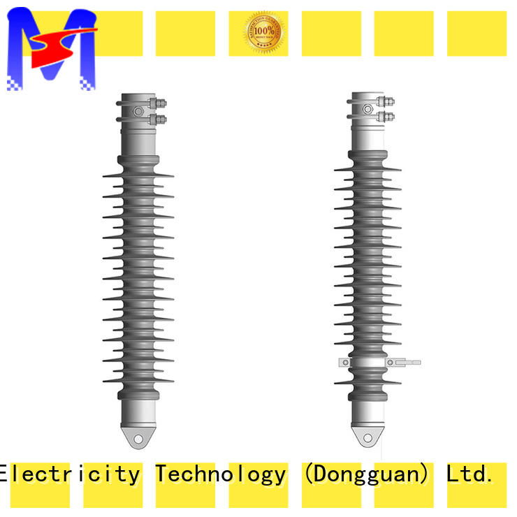 Mings electrical composite insulator post for telegraph pole