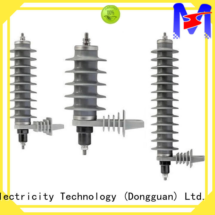 durable lightning arrester price metaloxide wholesale for communal facilities