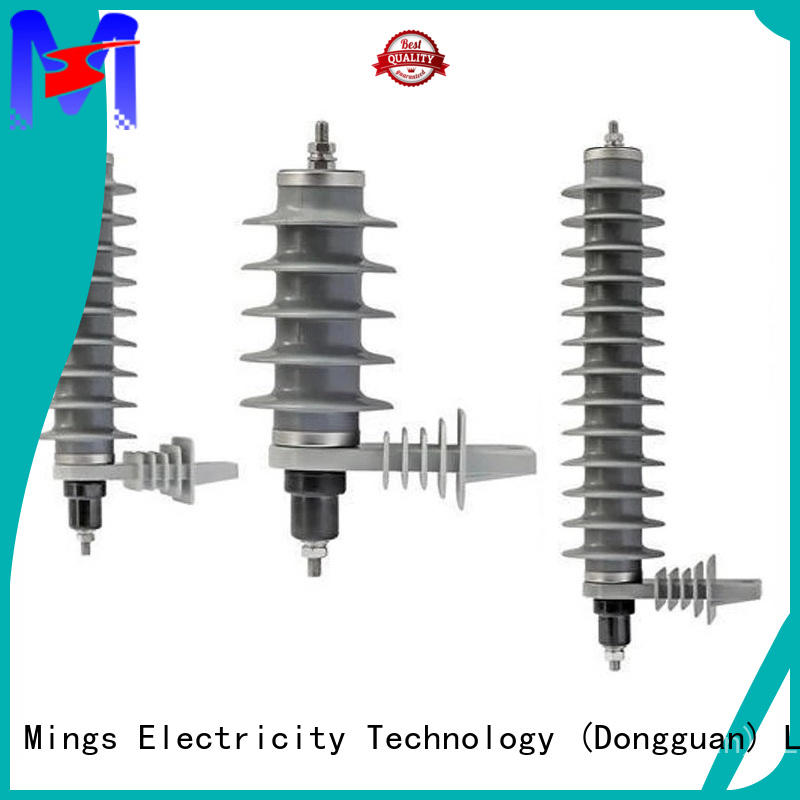 good quality lightning arrester polymer factory price