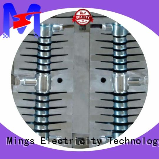 Mings utility lightning arrester mould factory price for outdoors