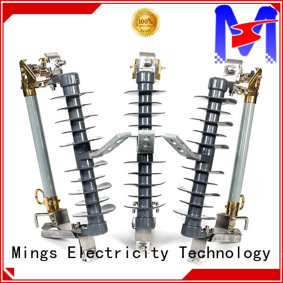 Mings polymer fuse cutout factory price for wire pole