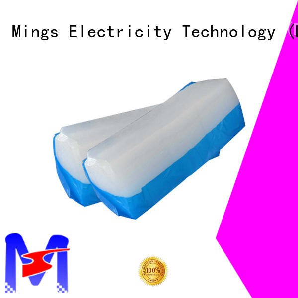 technical high temperature silicone rubber directly price for power transmission Mings