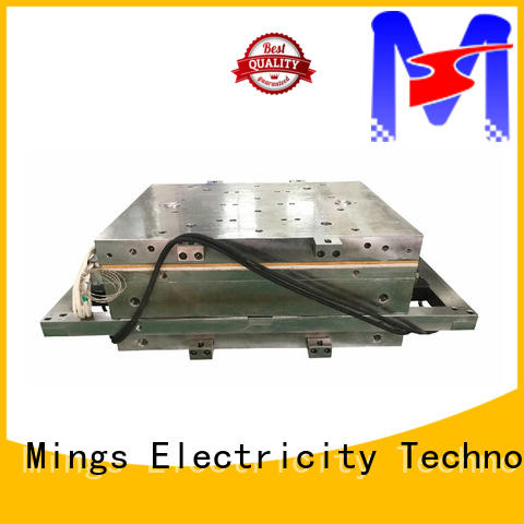 Mings terminal composite suspension insulator mould good quality for suburb