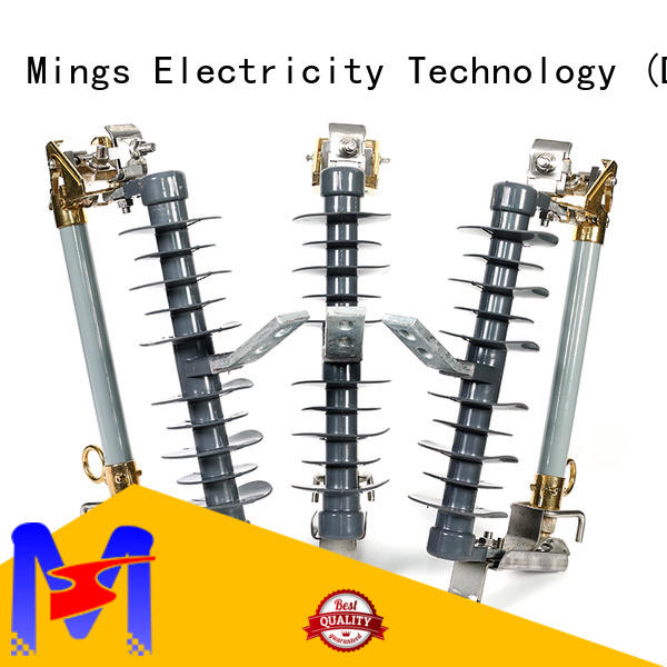 Mings innovative fuse cutout price supplier for telegraph pole