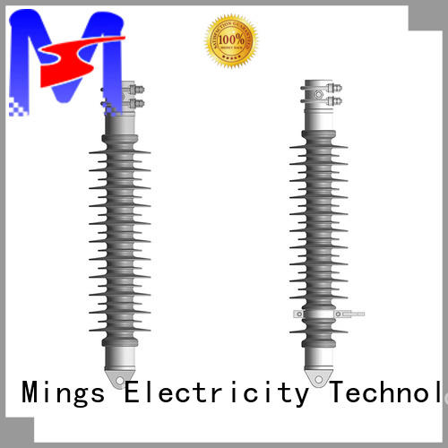 Mings high voltage suspension type insulator directly price for telegraph pole