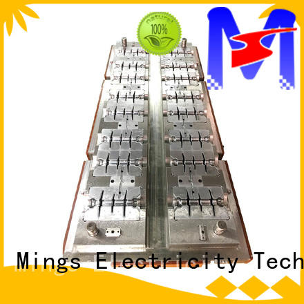 Mings block surge arrester mould factory price for countryside