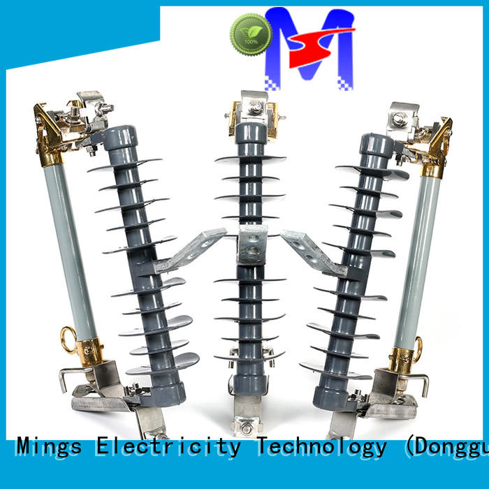 Mings security fuse cutout from China for telegraph pole