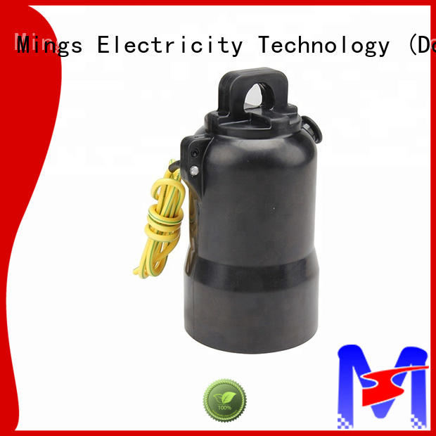 Mings insulated power cable accessories factory price for communal facilities
