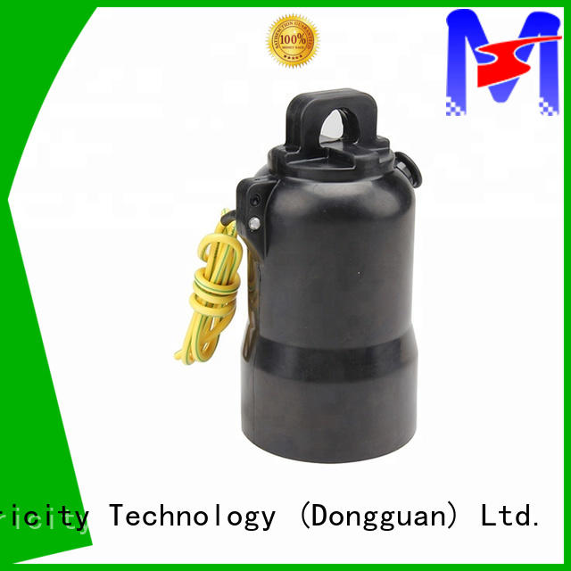 Mings 2635kv lightning arrester rear connectors factory price for government sevice