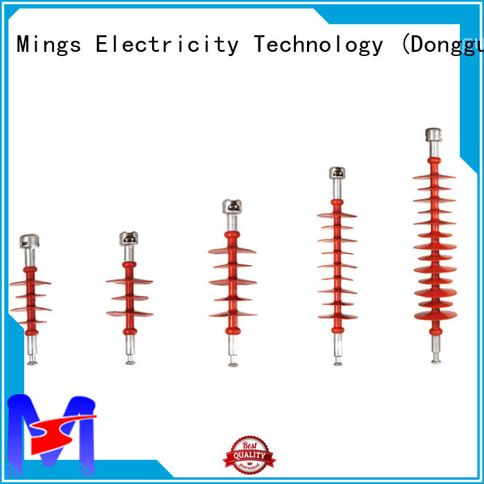 Mings 10500kv composite insulator directly price for wire pole