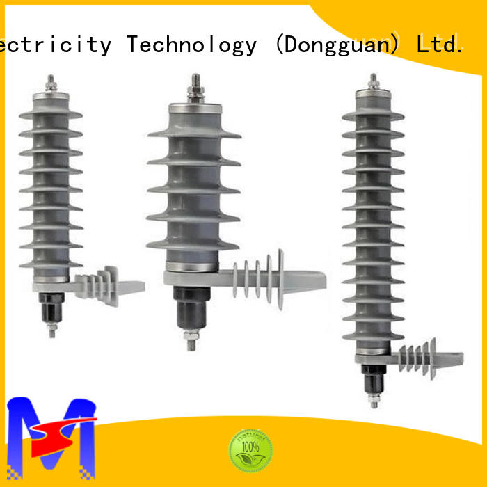 Mings durable lighting arrester price from China for government sevice