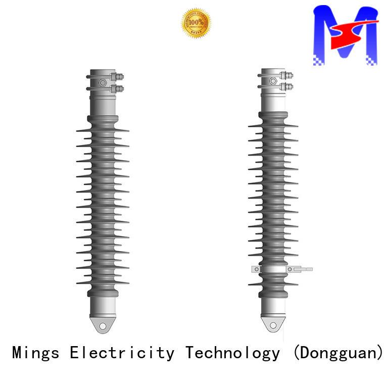 professional silicone composite insulators 325kv online for wire pole