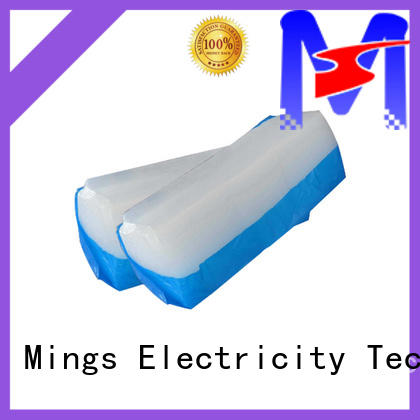 Mings high voltage silicone rubber compound supplier for electricity distribution