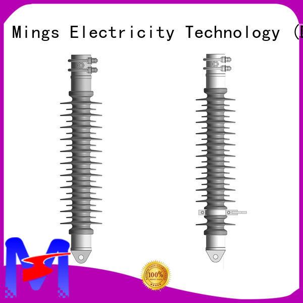 Mings 325kv suspension type insulator online for utility pole