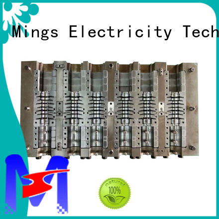 Mings realiable cable rear connectors mould promotion for communal facilities