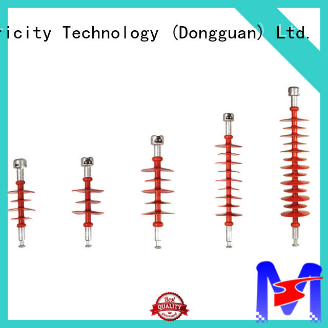 high voltage silicone rubber insulator composite online for telegraph pole