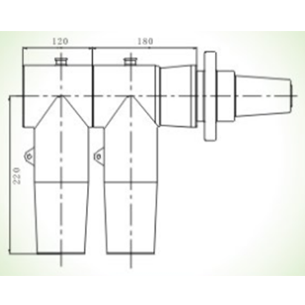 professional arrester rear connectors termination supplier for electricity distribution-12