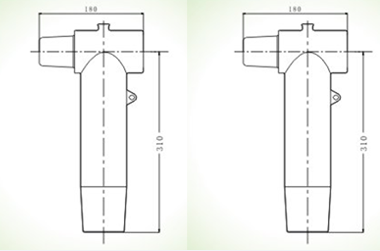 Mings safe tee connector factory price for communal facilities-14