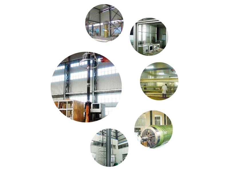 technical silicone composite insulators post supplier for telegraph pole-2