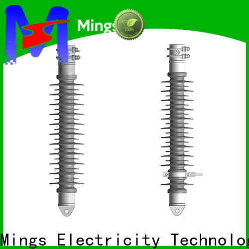 Mings high voltage suspension type insulator supplier for utility pole