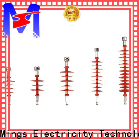 Mings high voltage suspension type insulator directly price for utility pole