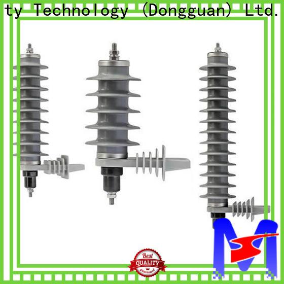 Mings arrester lightning surge arrester factory price for power transmission