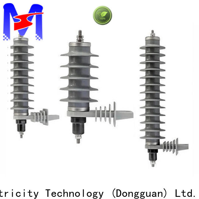Mings realiable lightning arrester price online for power transmission