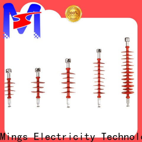 Mings technical post type insulator supplier for telegraph pole
