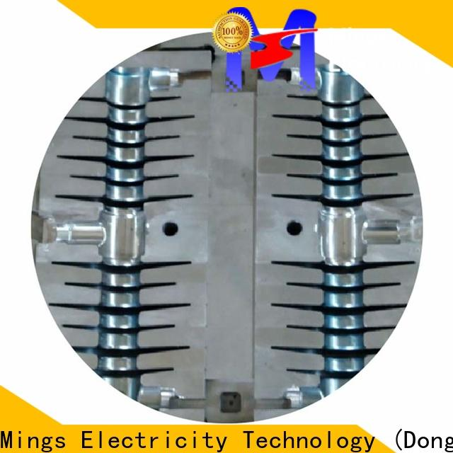 Mings cold composite suspension insulator mould supplier for suburb