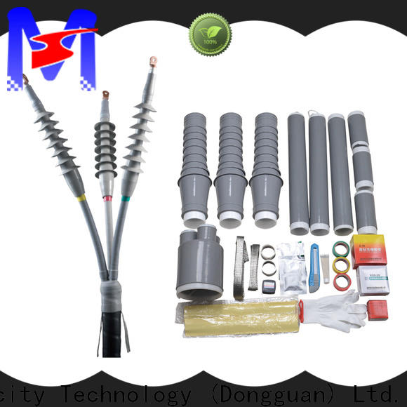 professional insulated end cap tube factory price for communal facilities