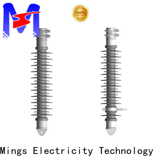Mings insulator post type insulator supplier for wire pole