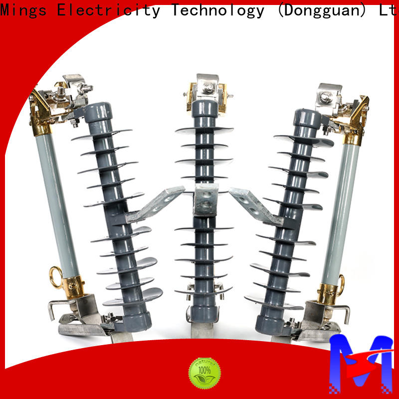 Mings cutout fuse cutout factory price for utility pole