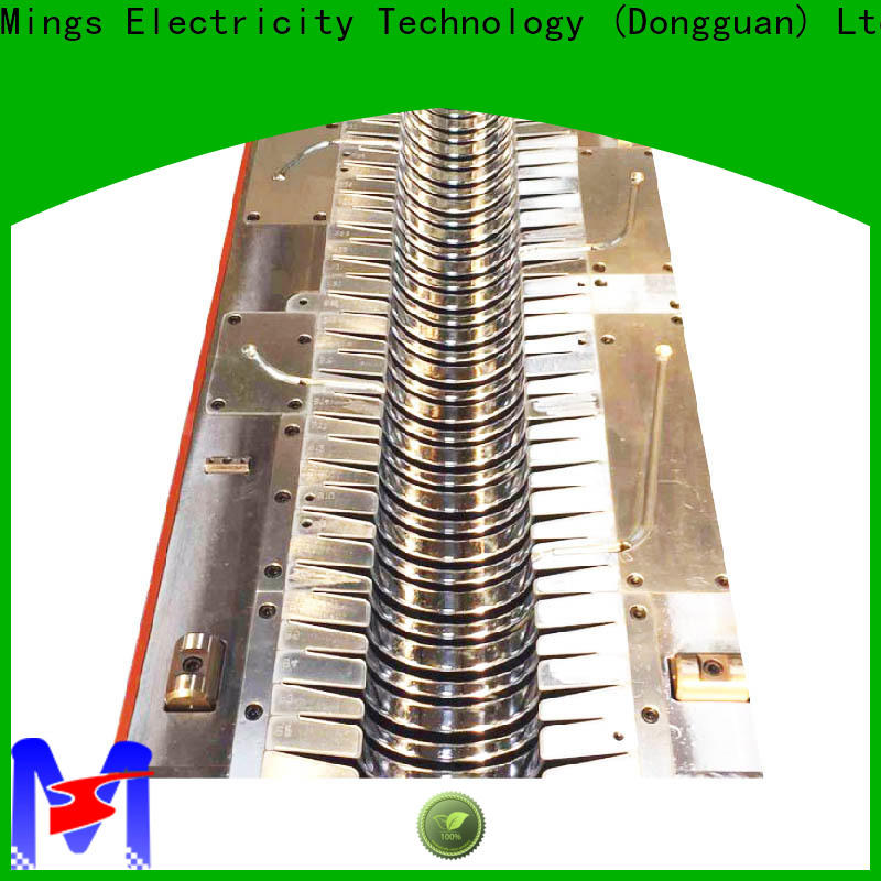 Mings innovative cable rear connectors mould supplier for suburb