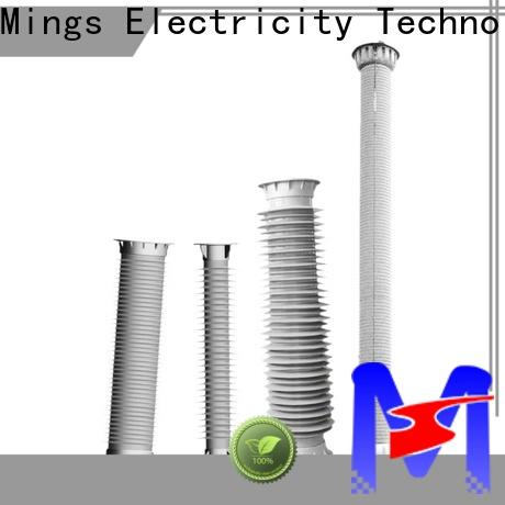 Mings Latest transformer bushing failure company for power solutions