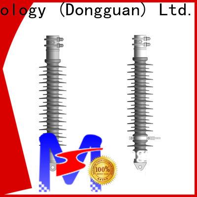 Mings 325kv silicone composite insulators supplier for utility pole
