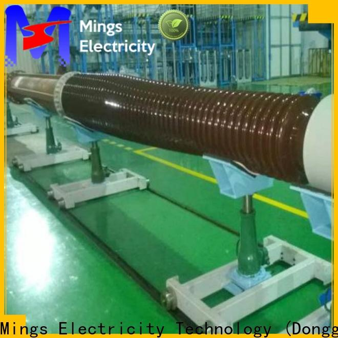 Mings high voltage bushing design manufacturers for power solutions