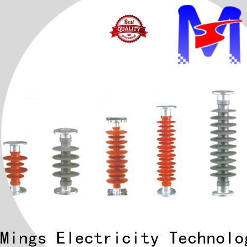 Mings technical post type insulator supplier for Poles
