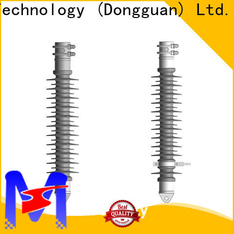 Mings technical composite line post insulator supplier for telegraph pole